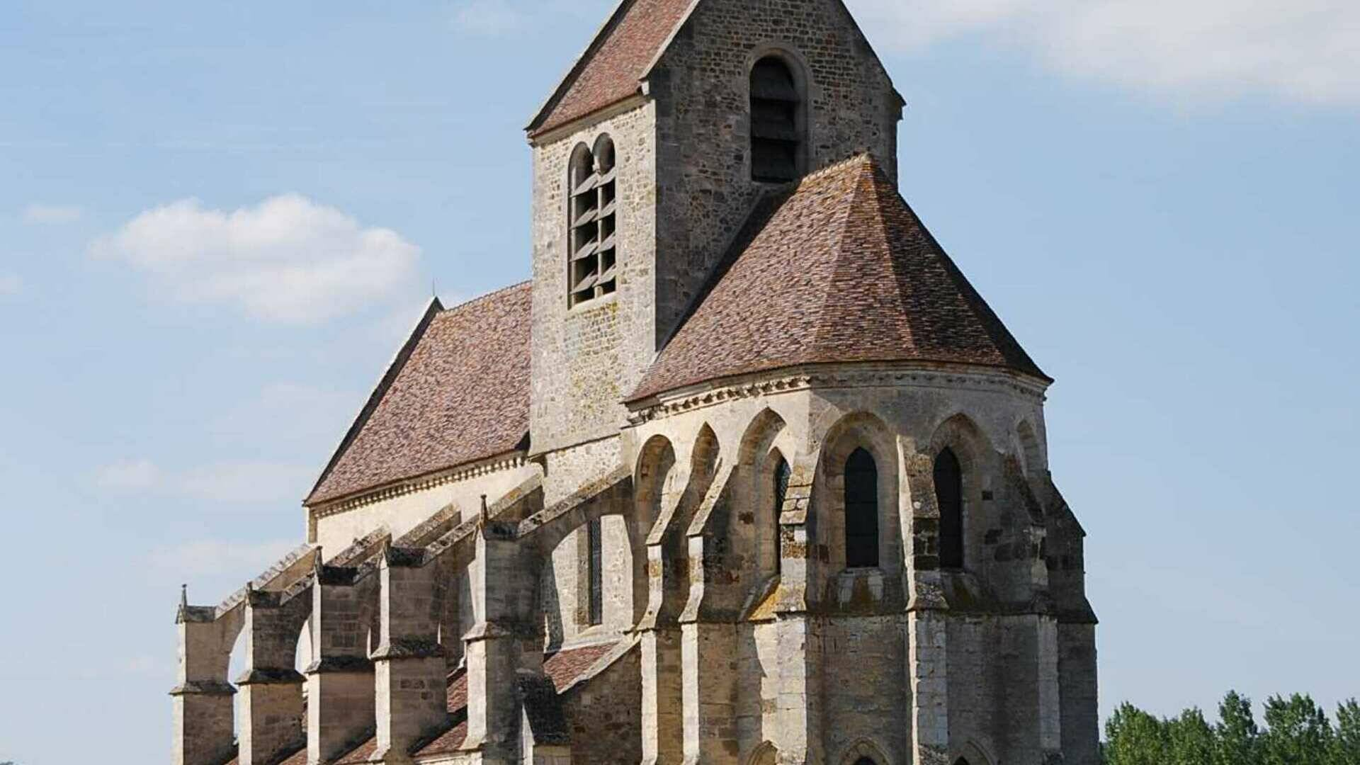 Eglise de Mézy-Moulin