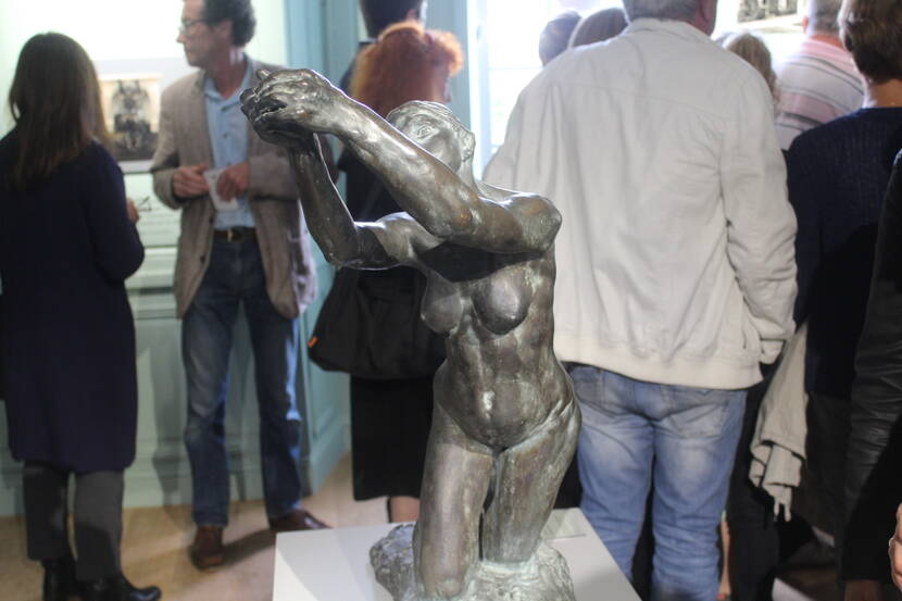 Camille Claudel, L'Implorante